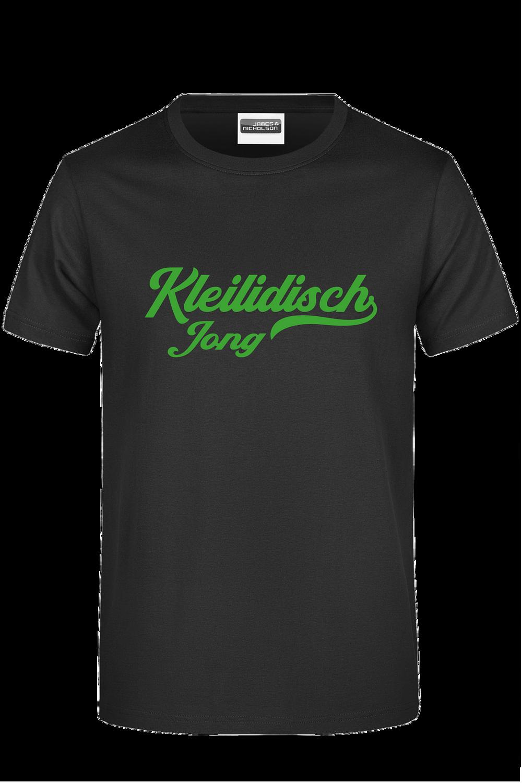 """Kinder-Tshirt """"Kleilidisch"""""""
