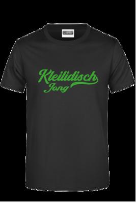"""Tshirt """"Kleilidisch-jong"""""""