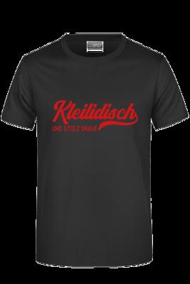 """Tshirt """"Kleilidisch-stolz"""""""