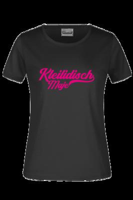 """T-Shirt""""Kleilidisch Maje"""""""