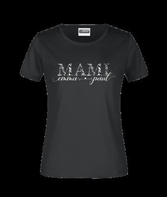 "Shirt ""Mami"""