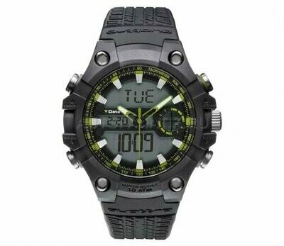 Наручные часы Audi quattro Outdoor Watch, Grey/Green