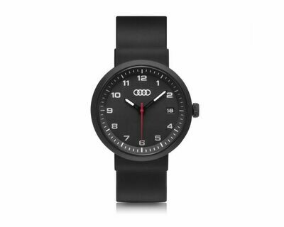 Наручные часы Audi Watch, Matt Black