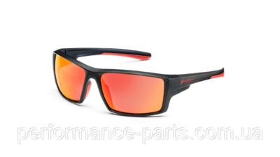Солнцезащитные очки Audi Sport Sunglasses Mirror Lens, black/red
