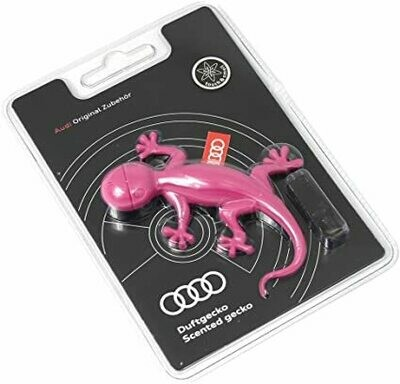 Ароматизатор воздуха в салон Audi Gecko Cockpit Air Freshener, Sweet Floral