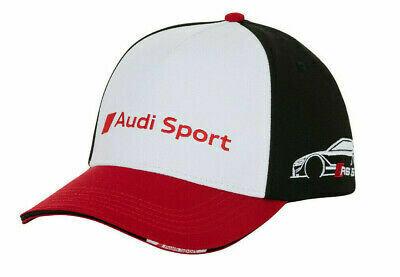 Бейсболка Audi Sport DTM RS5 Cap NM, Black/White/Red