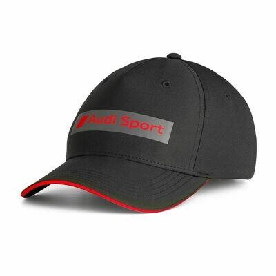 Бейсболка Audi Sport Cap, Black, NM