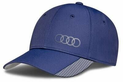 Бейсболка Audi Unisex Baseball Cap Premium, Blue