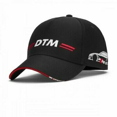 Бейсболка Audi Sport DTM Cap, Black