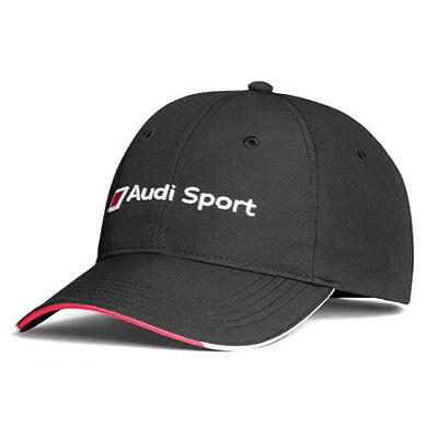Бейсболка Audi Sport Cap, Black