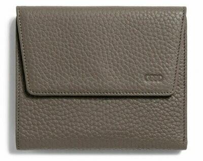 Женское портмоне Audi Wallet Leather Taupe, Women