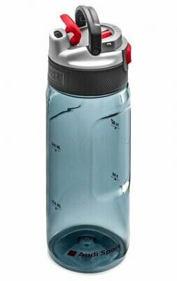 Спортивная бутылка для воды Audi Sport Drinking Bottle, grey