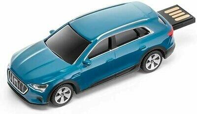 Флешка Audi e-tron USB-stick, Antigua Blue, 32 GB