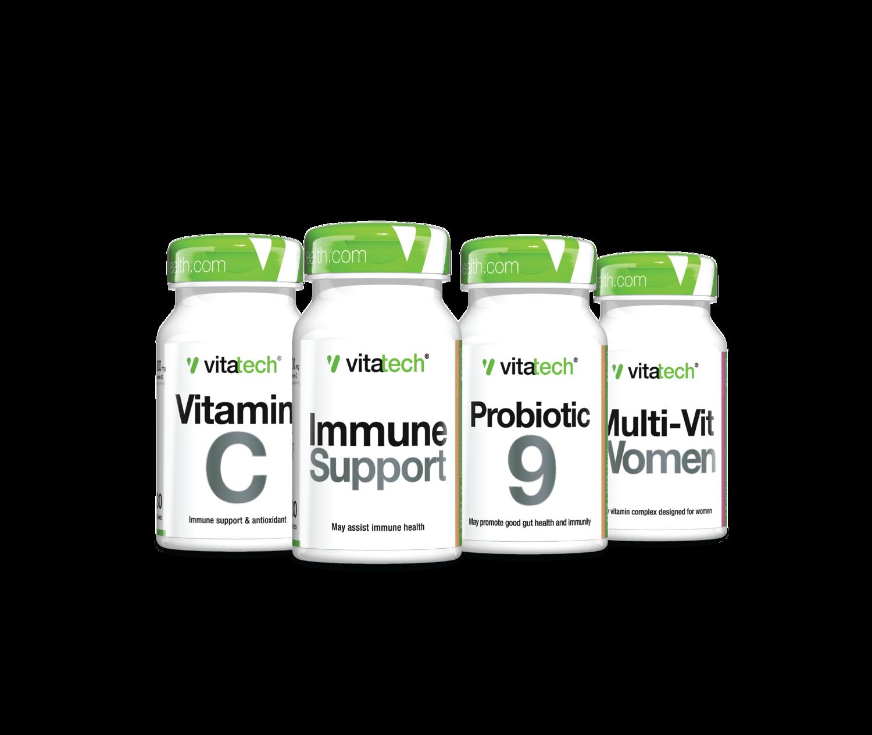 Vitatech Immunity Boost Stack