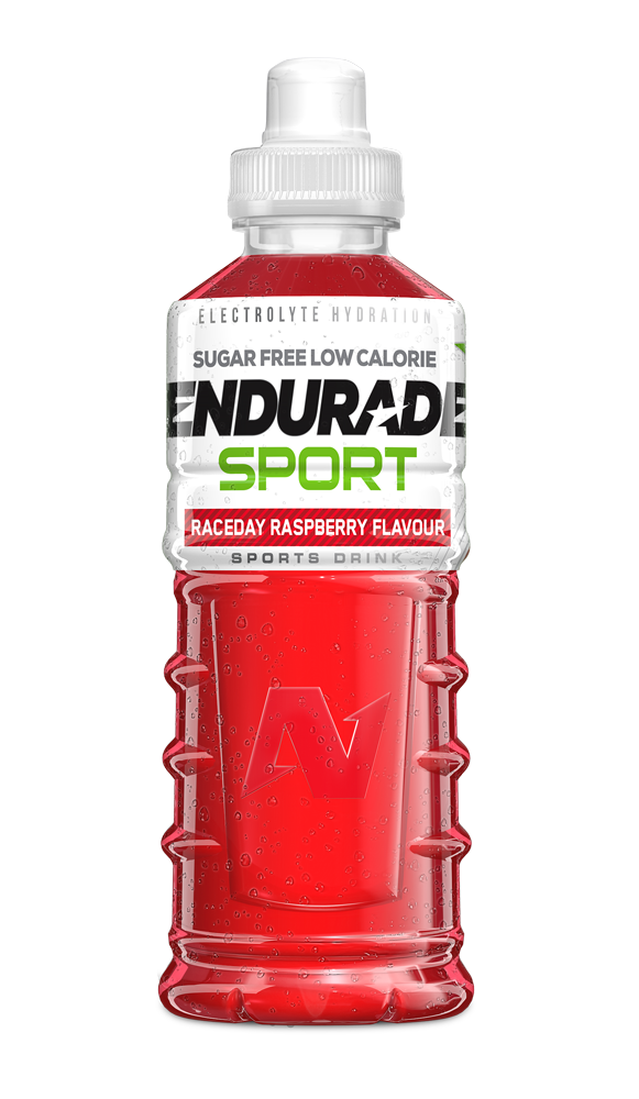 Endurade Sport Raceday Raspberry
