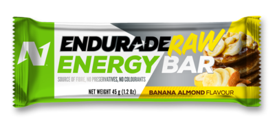 Endurade Raw - Banana Almond