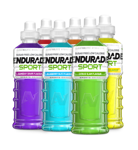 Endurade Sport Mixed Pack of 6