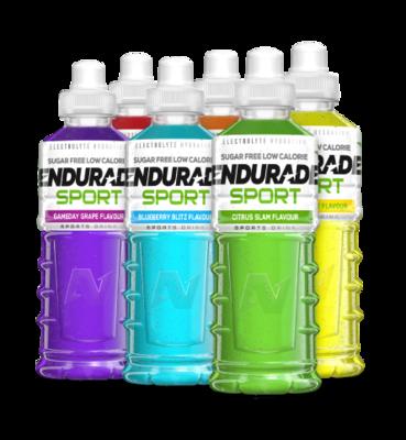 Endurade Sport Mixed Pack of 6