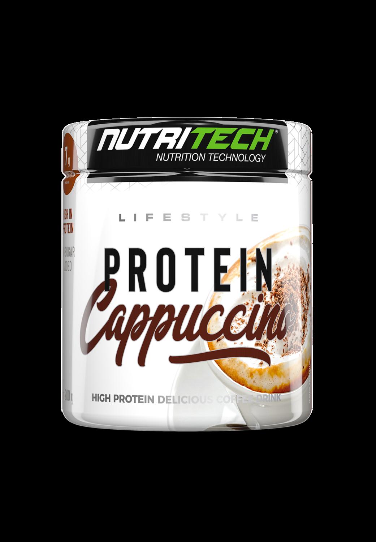 Nutritech Lifestyle Cappuccino