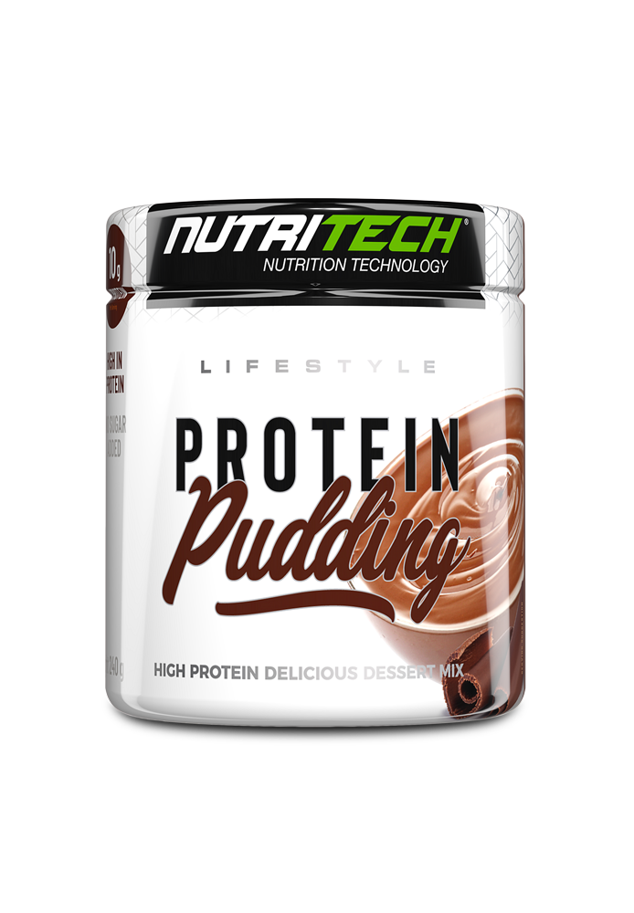 Nutritech Lifestyle Pudding Chocolate Mousse