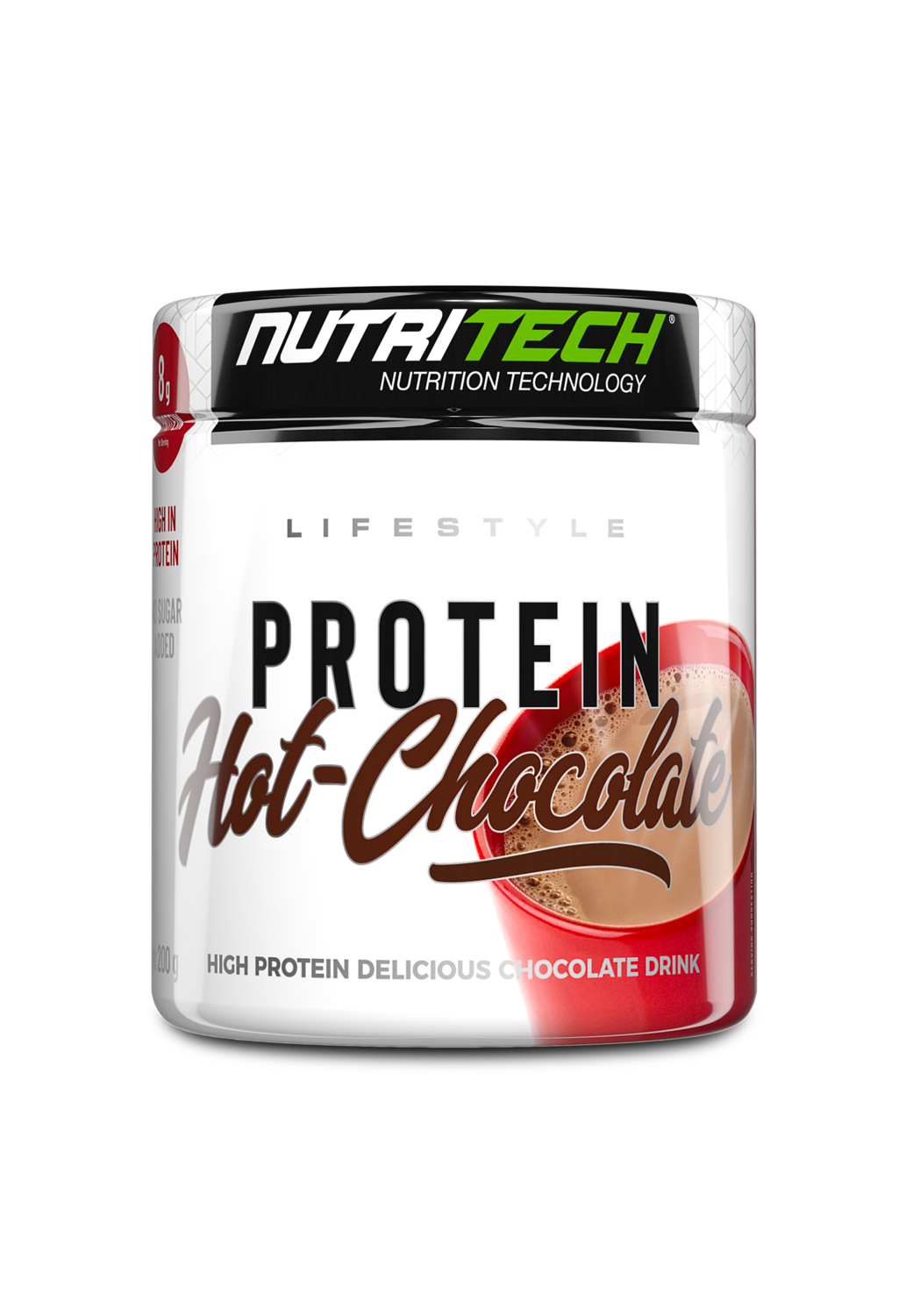 Nutritech Lifestyle Hot Chocolate