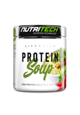 Nutritech Lifestyle Soup - Thai Green Curry