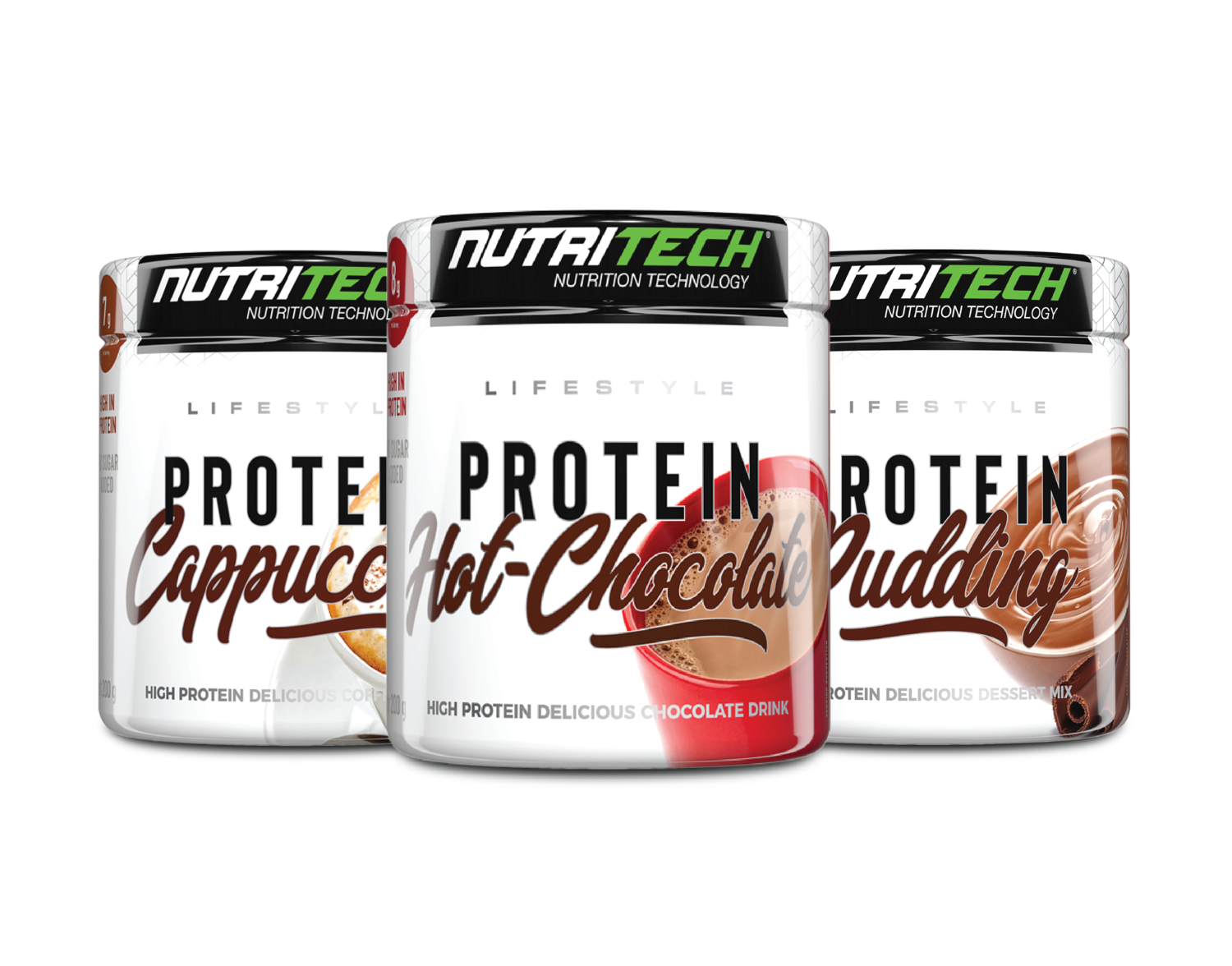 NUTRITECH The Lifestyle Stack