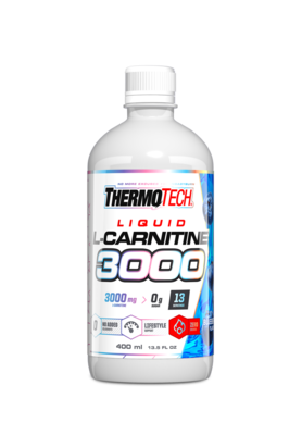 THERMOTECH Liquid L-Carnitine - Blueberry