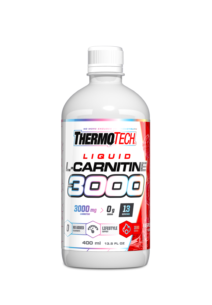 Thermotech Liquid L-Carnitine - Raspberry