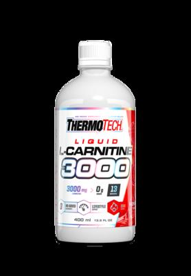 Thermotech Liquid L-Carnitine - Raspberry