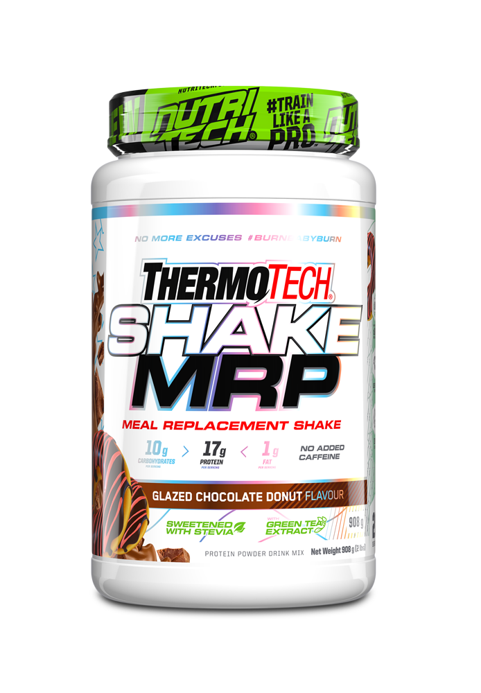 Thermotech MRP Shake - Chocolate Glazed Donut