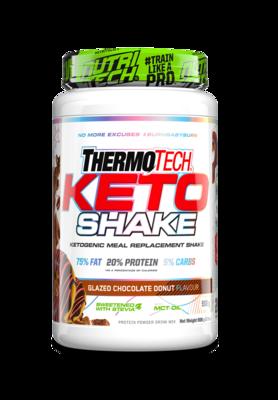 Thermotech KETO Shake - Chocolate Glazed Donut