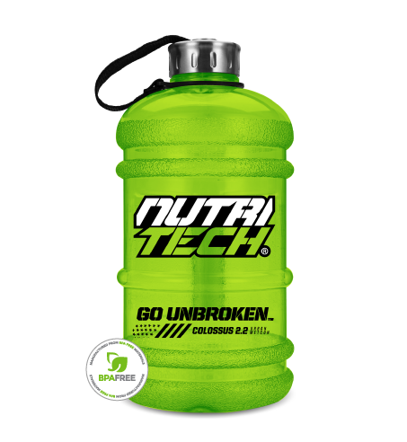Nutritech Colossus Water Bottle