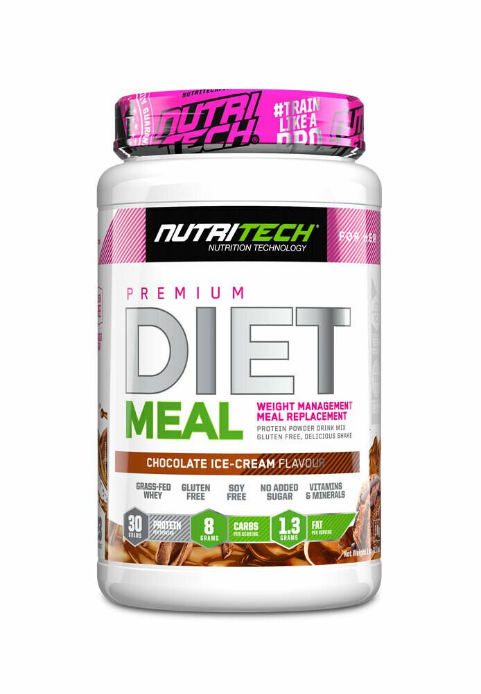 Nutritech Diet Meal - Chocolate Ice Cream