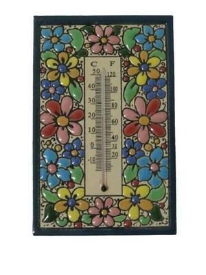 "6"" x 4"" Ceramic Thermometer"
