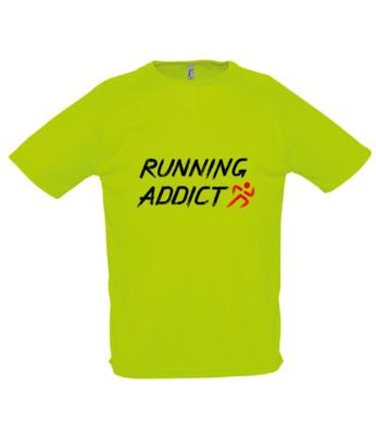 Running Addict Tech T-Shirt