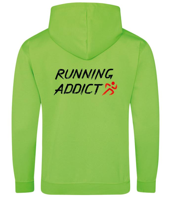 Running Addict Hoodie