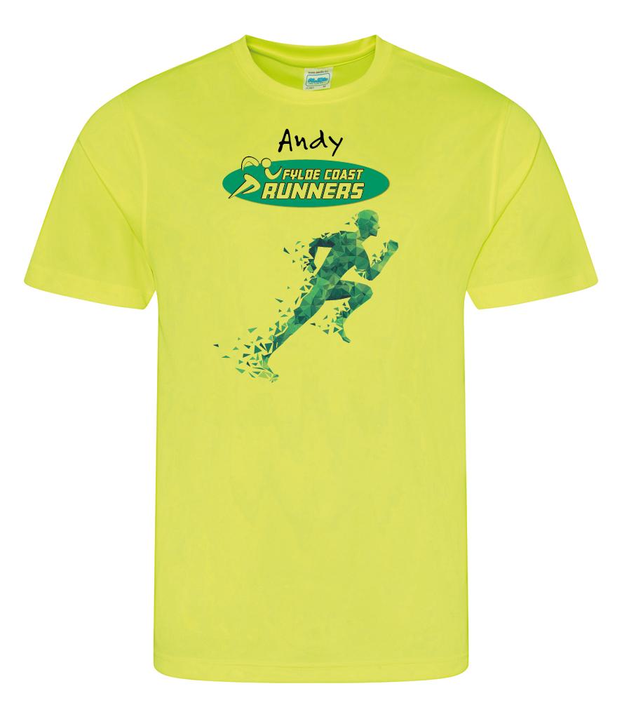FCR Mens Club T-Shirt