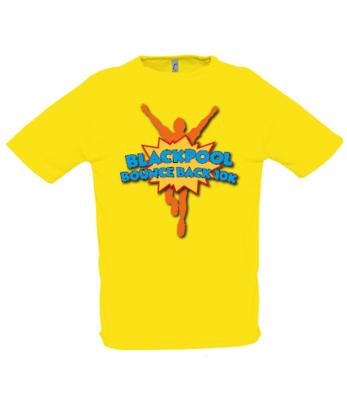 Blackpool Bounce Back 10k T-Shirt