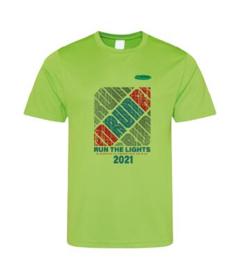 Run the Lights 2021 Tech T-Shirt