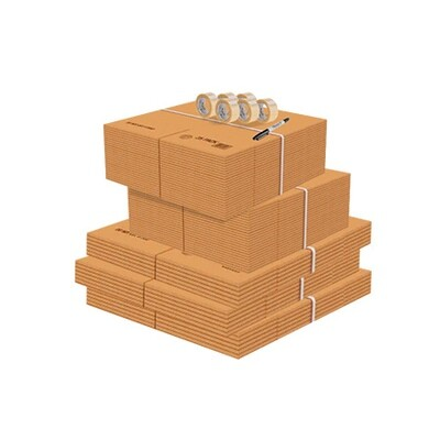 3 Bedrooms Moving Kit