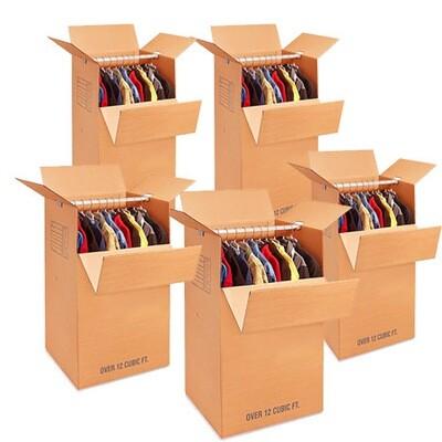 Wardrobes Kit (5 units)