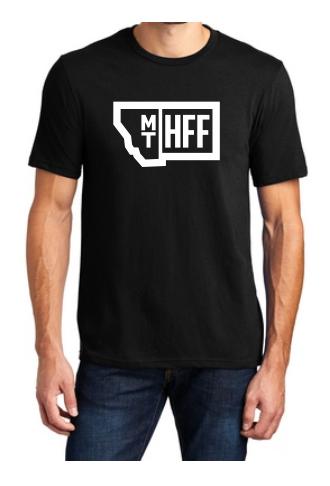 Montana Hempfest Family 100% Cotton T-Shirt - Black