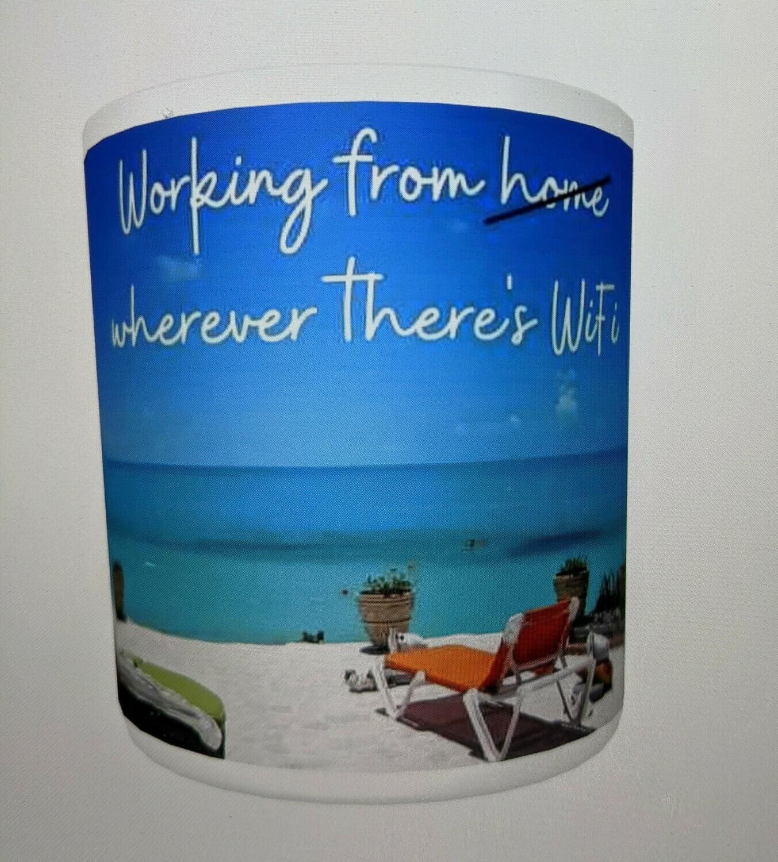 Working from Home 11oz Mug