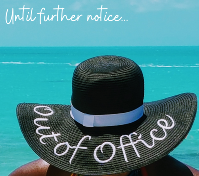 Out of Office Mouse Pad