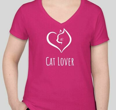 Cat Lover (Women) Helconia