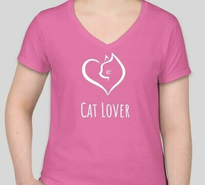 Cat Lover (Women) Azalea