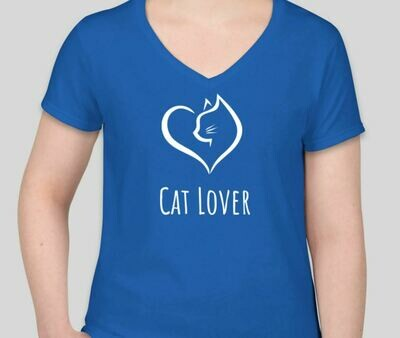 Cat Lover (Women) Royal