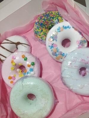 • Sweet Treats • Half Dozen Donut Bombs