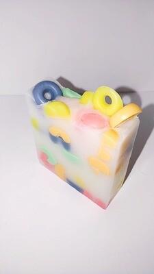 Fruit Loops Soap Bar